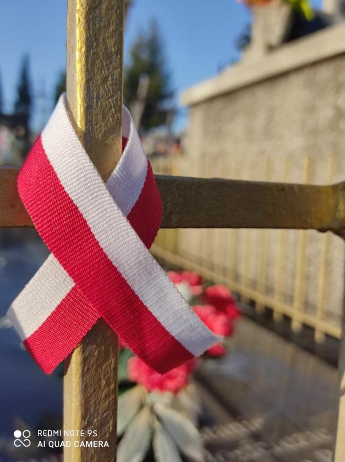 Pamięć nie zginie autor Klaudia Zielińska